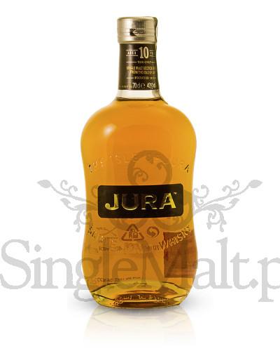 Isle Of Jura 10 Years Old / 40% / 0,7 l