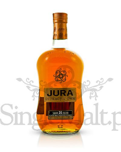 Isle of Jura 16 Years Old Diurachs Own / 40% / 1,0 l