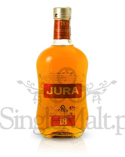 Isle Of Jura 18 Years Old / 43% / 0,7 l
