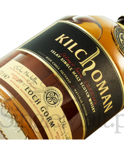 Kilchoman Loch Gorm / 2018 / 46% / 0,7 l