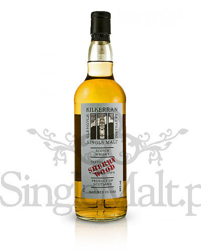 Kilkerran Work in Progress 6th release / Sherry wood / 46% / 0,7 l