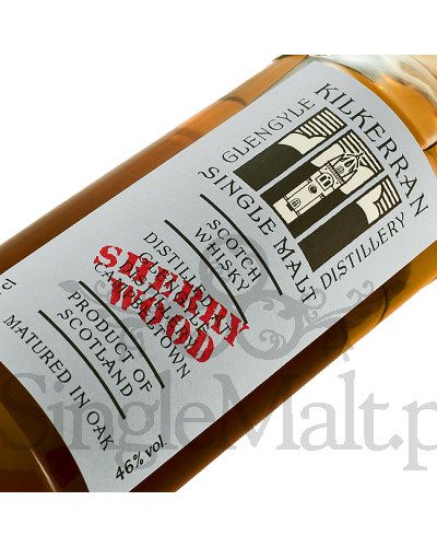 Kilkerran Work in Progress 5th release / Sherry wood / 46% / 0,7 l