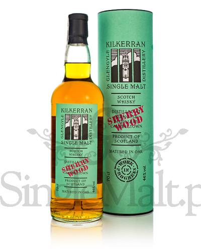 Kilkerran Work in Progress 7th release / Sherry wood / 46% / 0,7 l