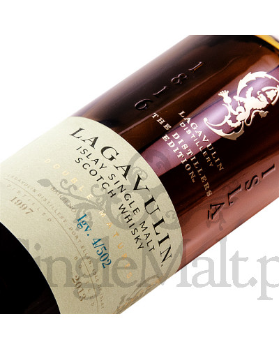 Lagavulin 1997 Distillers Edition / 2013 / 43% / 0,7 l