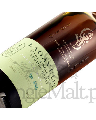 Lagavulin 2000 Distillers Edition / 2016 / 43% / 0,7 l