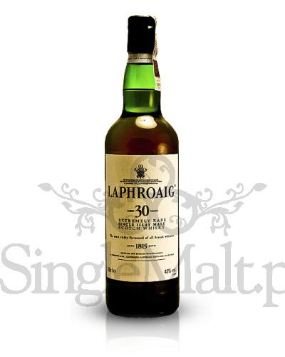 Laphroaig 30 Years Old (skrzynka) / 43% / 0,7 l