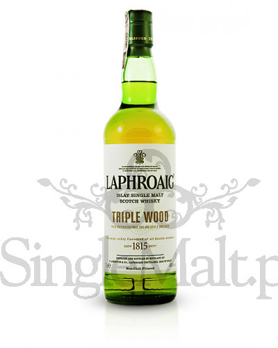 Laphroaig Triple Wood / 48% / 0,7 l
