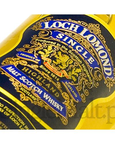 Loch Lomond / 40% / miniaturka 0,05 l
