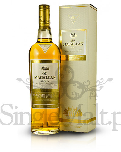 Macallan Gold / The 1824 Series / 40% / 0,7 l