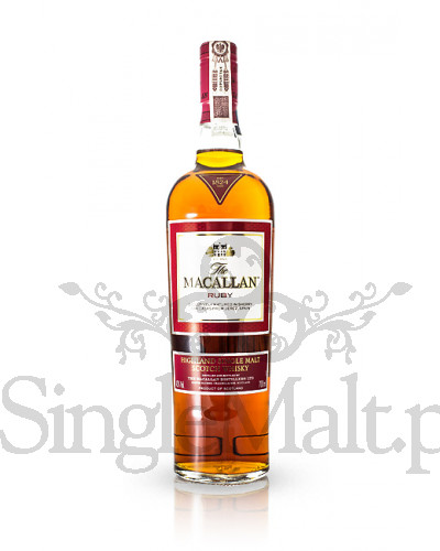 Macallan Ruby / The 1824 Series / 43% / 0,7 l