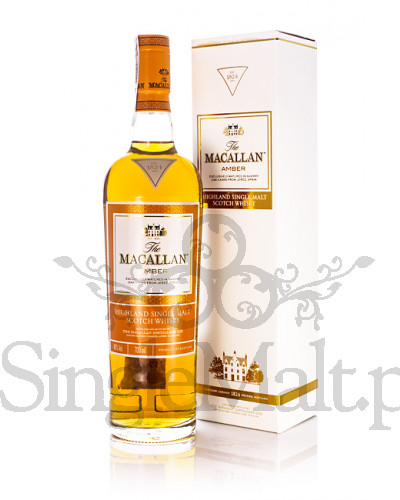 Macallan Amber / The 1824 Series / 40% / 0,7 l