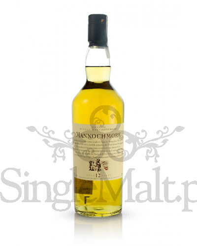 Mannochmore 12 Years Old 'Flora & Fauna' / 43% / 0,7 l