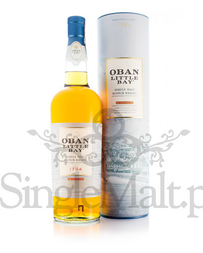 Oban Little Bay / 43% / 1,0 l
