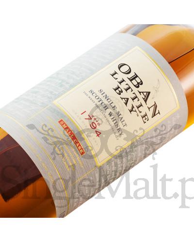 Oban Little Bay / 43% / 0,7 l