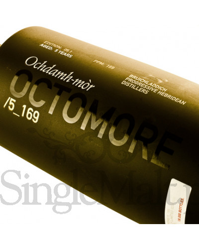 Octomore /5_169 Ochdamh-mor 5 Years Old / 59,5% / 0,7 l