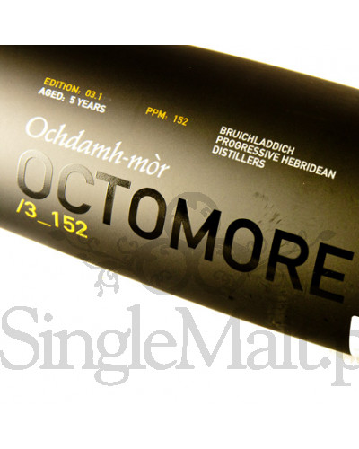 Octomore /3_152 Ochdamh-mor 5 Years Old / 59% / 0,7 l