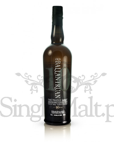 Old Ballantruan 10 Years Old / The Peated Malt / 50% / 0,7 l