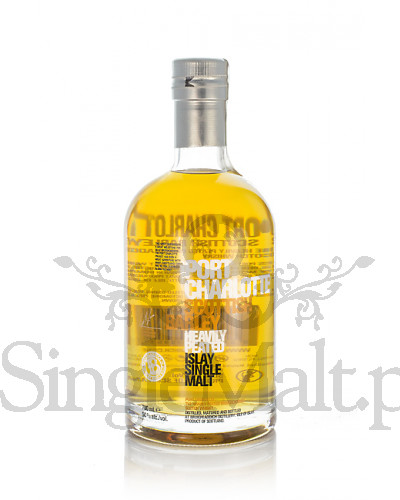 Port Charlotte Scottish Barley / Heavily Peated / 50% / 0,7 l