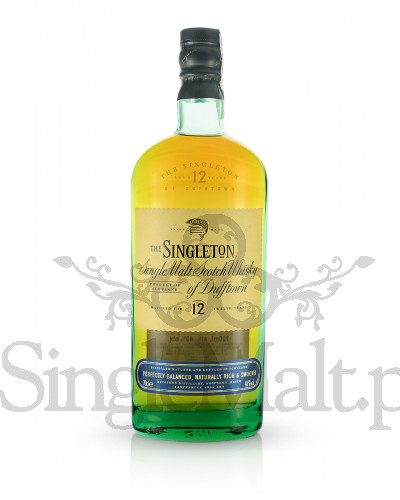 Singleton of Dufftown 12 Years Old (puszka) / 40% / 0,7 l