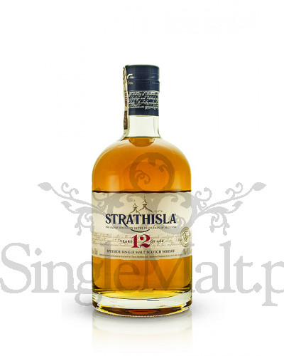 Strathisla 12 Years Old / 40% / 0,7 l