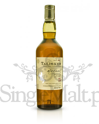 Talisker 25 Years Old / 2011 / 45,8% / 0,7 l