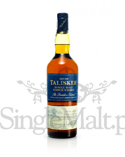 Talisker 2002 Distillers Edition / 45,8% / 0,7 l