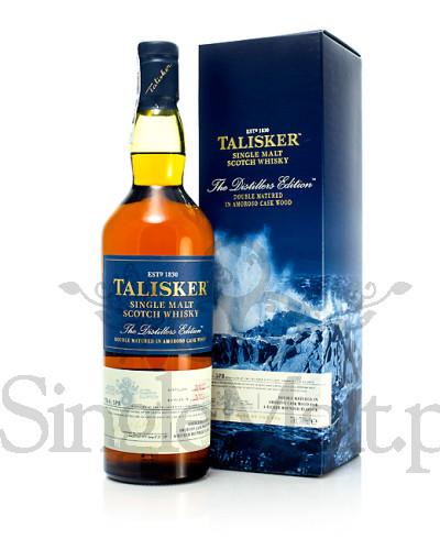 Talisker 2005 Distillers Edition / 2015 / 45,8% / 0,7 l