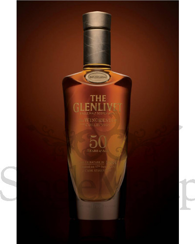 Glenlivet 50 Years Old / Vintage 1964 / The Winchester Collection / 2014 / 42,3% / 0,7 l