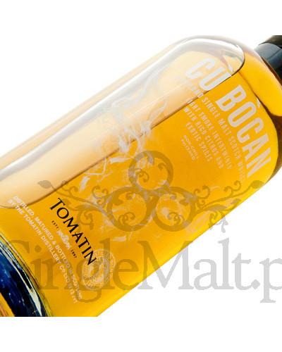 Tomatin Cu Bocan / 46% / 0,7 l