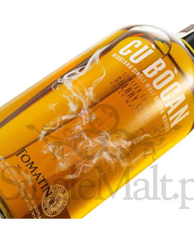 Tomatin Cu Bocan Sherry Cask / 46% / 0,7 l