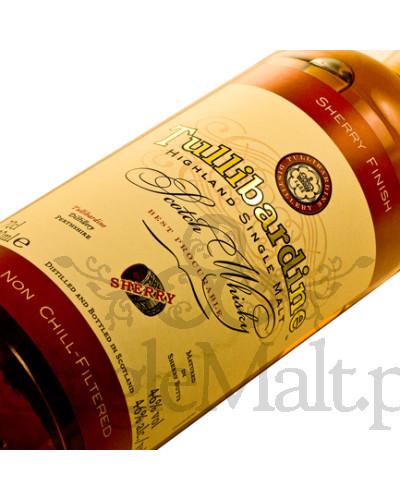 Tullibardine Sherry / 46% / 0,7 l