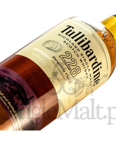 Tullibardine 228 Burgundy Finish / 43% / 0,7 l