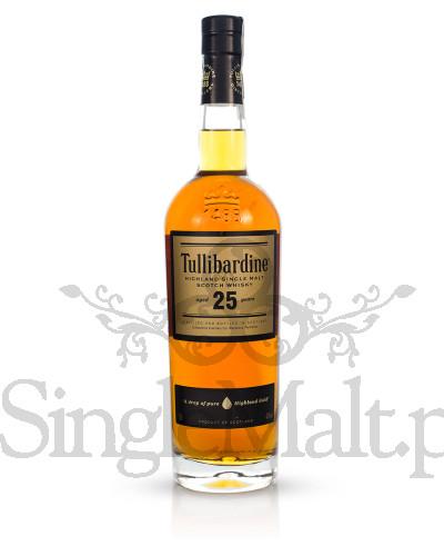 Tullibardine 25 Years Old / 43% / 0,7 l