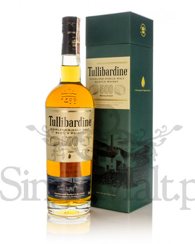 Tullibardine 500 Sherry Finish / 43% / 0,7 l
