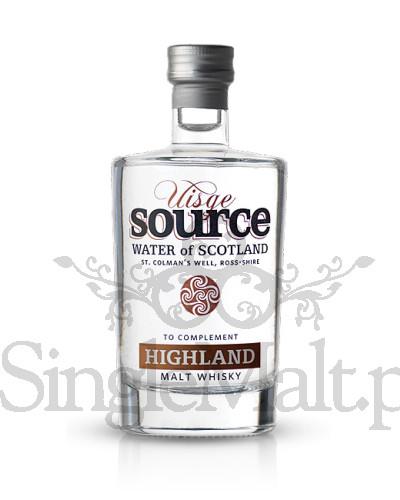 Woda szkocka Uisge Source / Highland / 0,1 l