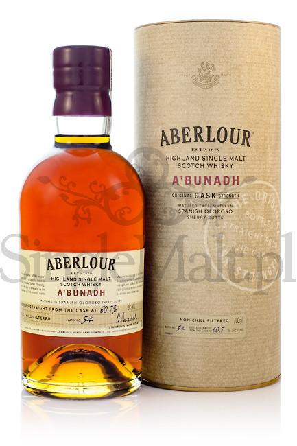 Aberlour A'bunadh (batch 55) / 60,9% / 0,7 l