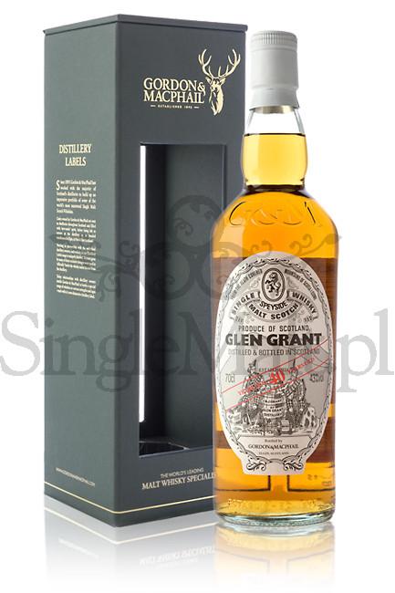 Glen Grant 40 Years Old / Gordon & Macphail / 43% / 0,7 l