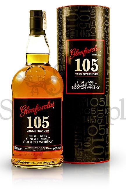 Glenfarclas '105' Cask Strength / 60% / 1,0 l