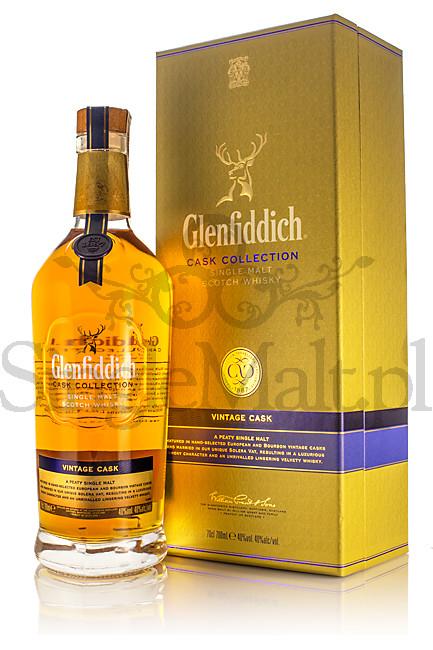 Glenfiddich Vintage Cask / 40% / 0,7 l