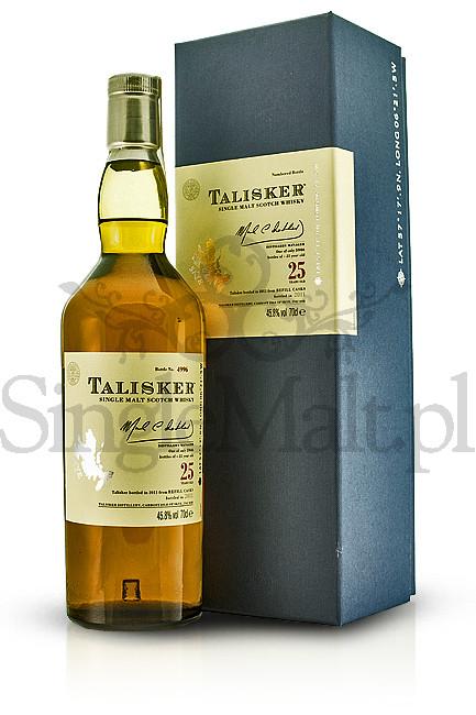Talisker 25 Years Old / 2011 / 45,8% / 0,7 l