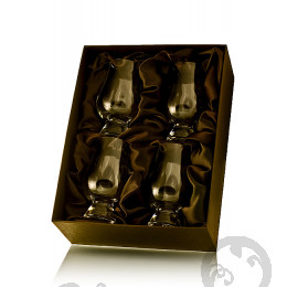 Zestaw 4 szklanek do whisky Glencairn Glass