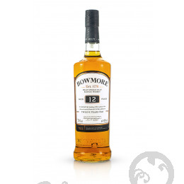 Bowmore 12 Years Old  / 40% / 0,7 l