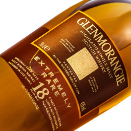 Glenmorangie 18 Years Old Extremely Rare / 43% / 0,7 l