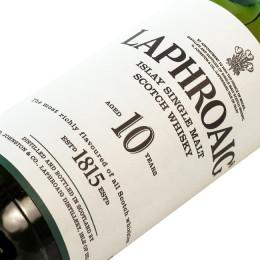 Laphroaig 10 Years Old / 40% / 0,7 l