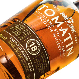Tomatin 18 Years Old / 46% / 0,7 l