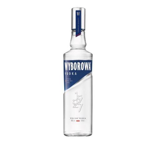 Wódka Wyborowa / 40% / 0,5 l